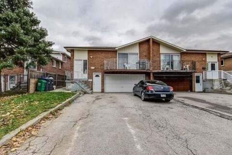 Townhouse for rent at 25 Jade Cres Unit Main Brampton Ontario - MLS: W4817164