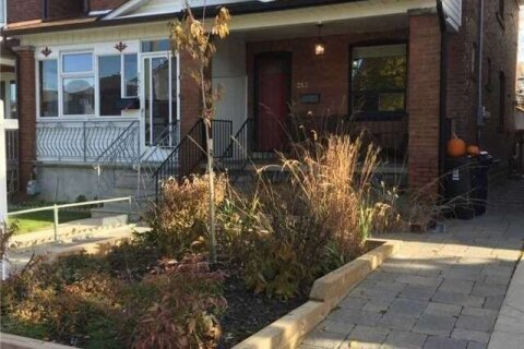 Townhouse for rent at 253 Mcroberts Ave Unit Main Toronto Ontario - MLS: W5082334