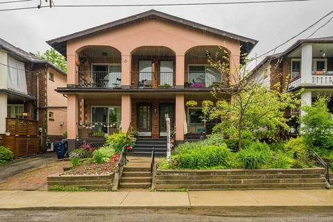 Townhouse for rent at 26 Hammersmith Ave Unit Main Toronto Ontario - MLS: E4521452