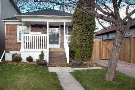 House for rent at 268 Maplehurst Ave Unit Main Toronto Ontario - MLS: C4532750