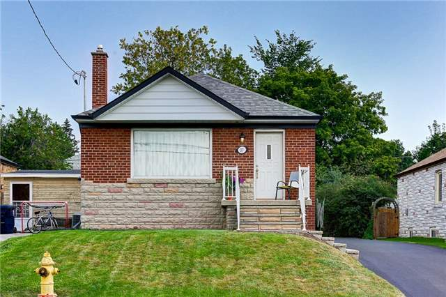 For Rent: 27 Ionview Road, Toronto, ON | 3 Bed, 1 Bath House for $2,100. See 20 photos!