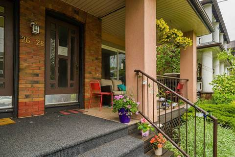 Townhouse for rent at 28 Hammersmith Ave Unit Main Toronto Ontario - MLS: E4483806