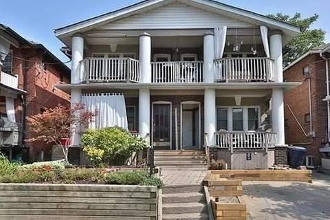 Townhouse for rent at 29 Scarboro Beach Blvd Unit Main Toronto Ontario - MLS: E4648391