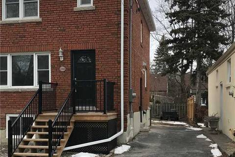 Townhouse for rent at 290 Swanwick Ave Unit Main Toronto Ontario - MLS: E4688012