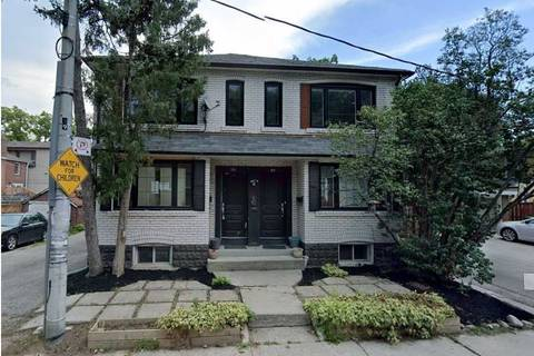 Townhouse for rent at 303 Cleveland St Unit Main Toronto Ontario - MLS: C4679607