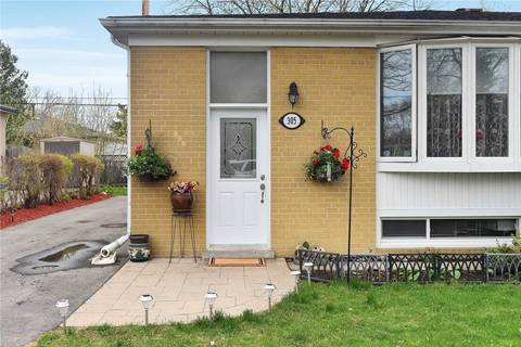 Townhouse for rent at 305 Blue Grass Blvd Unit Main Richmond Hill Ontario - MLS: N4541565