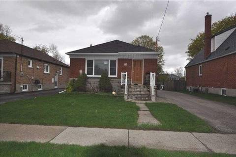 House for rent at 33 Wye Valley Rd Unit Main Toronto Ontario - MLS: E4469954