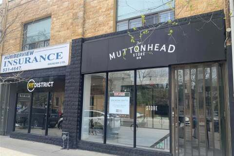 Commercial property for lease at 337 Roncesvalles Ave Apartment Main Toronto Ontario - MLS: W4769842