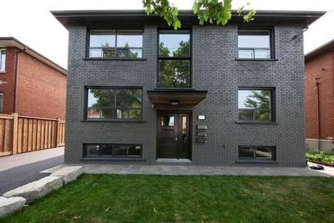 Townhouse for rent at 34 Robindale Ave Unit Main Toronto Ontario - MLS: W4515032
