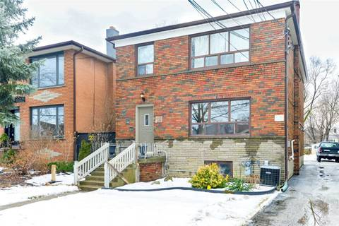 Townhouse for rent at 34 Station Rd Unit (Main) Toronto Ontario - MLS: W4695650