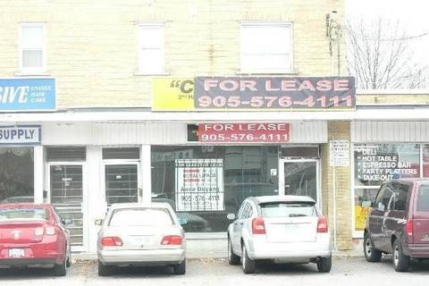 Commercial property for lease at 372 Wilson Ave Apartment Main Oshawa Ontario - MLS: E4483921