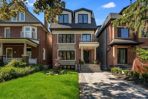 Townhouse for rent at 38 Boustead Ave Unit Main Toronto Ontario - MLS: W4505530