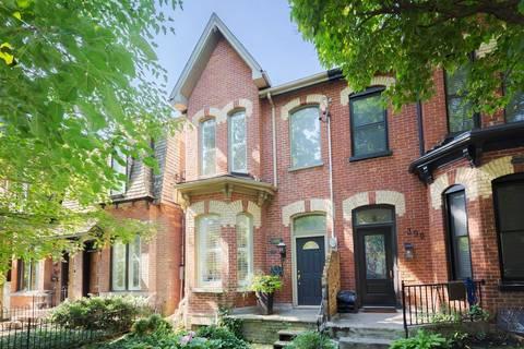 Townhouse for rent at 388 Berkeley St Unit Main Toronto Ontario - MLS: C4581475