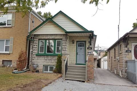 House for rent at 392 Whitmore Ave Unit Main Toronto Ontario - MLS: W4593603