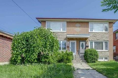 House for rent at 40 Brandon Ave Unit Main Toronto Ontario - MLS: W4545438