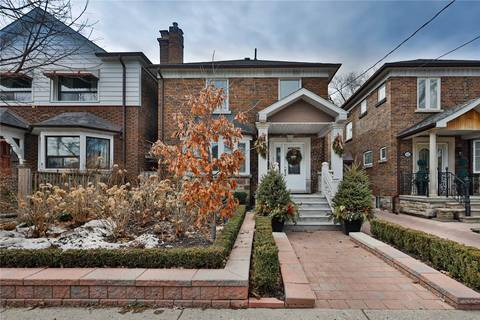 Townhouse for rent at 40 Rusholme Dr Unit Main Toronto Ontario - MLS: C4719638