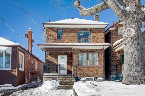 House for rent at 470 Oakwood Ave Unit Main Toronto Ontario - MLS: C4501720