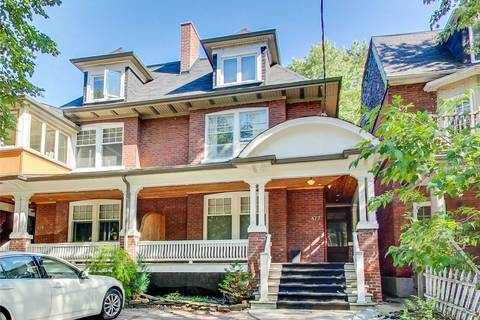 Townhouse for rent at 477 Brunswick Ave Unit Main Toronto Ontario - MLS: C4672554