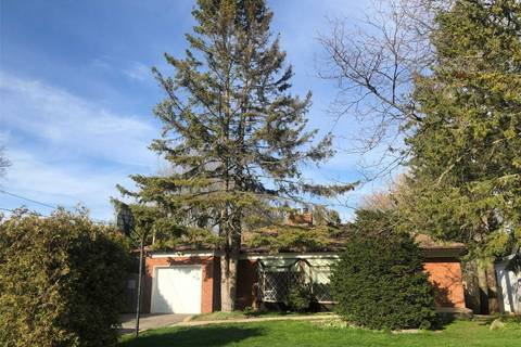 House for rent at 489 Brownfield Gdns Unit Main Toronto Ontario - MLS: E4752995