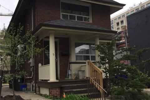 House for rent at 5 Glebe Rd Unit Main Toronto Ontario - MLS: C4459385