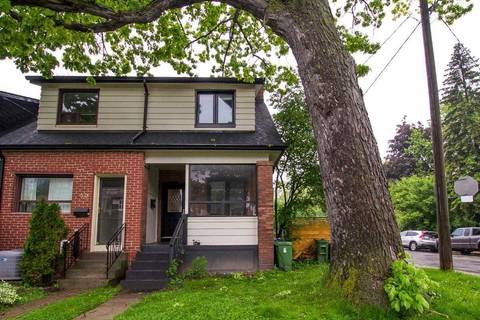 Townhouse for rent at 52 Kenwood Ave Unit Main Toronto Ontario - MLS: C4476499