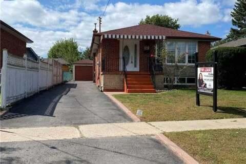 House for rent at 52 Sophia Dr Unit Main Toronto Ontario - MLS: E4899989