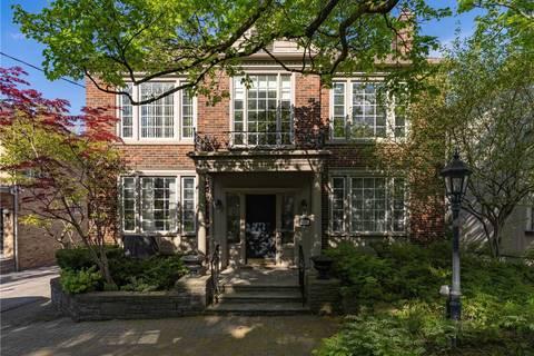 House for rent at 529 Spadina Rd Unit Main Toronto Ontario - MLS: C4656937
