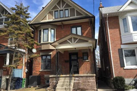 House for rent at 537 Runnymede Rd Unit Main Toronto Ontario - MLS: W5055239