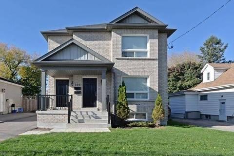 Townhouse for rent at 556 Park Rd Unit Main Oshawa Ontario - MLS: E4412935