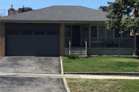 House for rent at 56 Allanhurst Dr Unit Main Toronto Ontario - MLS: W4426059