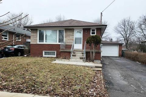 House for rent at 56 Rochman Blvd Unit Main Toronto Ontario - MLS: E4668167
