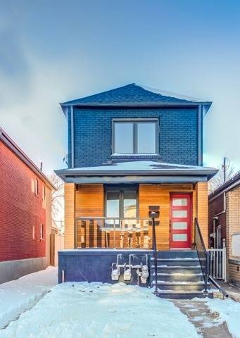 House for rent at 58 Florence Cres Unit Main Toronto Ontario - MLS: W4498098
