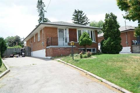 House for rent at 6 Nero Ct Unit Main Toronto Ontario - MLS: E4640402