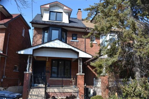 Townhouse for rent at 6 Rusholme Park Cres Unit Main Toronto Ontario - MLS: C4981997