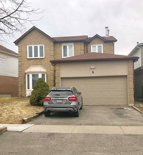 House for rent at 6 Wright Cres Unit Main Ajax Ontario - MLS: E4407343