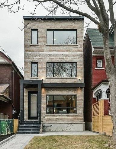 House for rent at 707 Crawford St Unit Main Toronto Ontario - MLS: C4684668