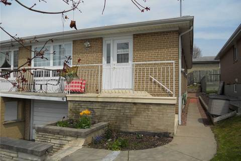 Townhouse for rent at 754 Sunnypoint Dr Unit Main Newmarket Ontario - MLS: N4691743