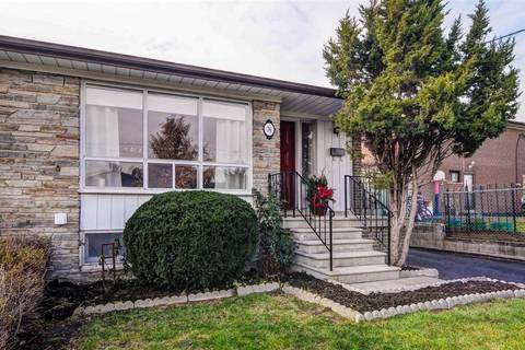 Townhouse for rent at 76 Elnathan Cres Unit Main Toronto Ontario - MLS: W4719973