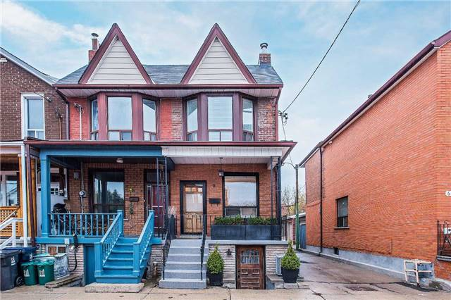 For Rent: 8 Jersey Avenue, Toronto, ON | 2 Bed, 1 Bath Townhouse for $4,400. See 20 photos!