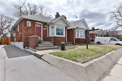 House for rent at 81 O'connor Dr Unit Main Toronto Ontario - MLS: E4547234