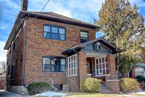 Townhouse for rent at 82 Glendonwynne Rd Unit Main Toronto Ontario - MLS: W4718817