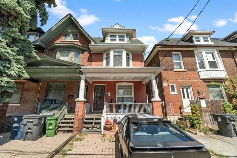 Townhouse for rent at 869 Bathurst St Unit Main Toronto Ontario - MLS: C4829809