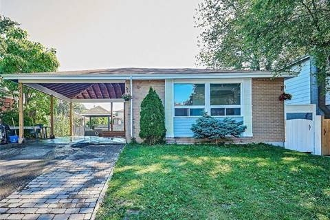 House for rent at 871 Liverpool Rd Unit Main Pickering Ontario - MLS: E4672563