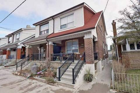 Townhouse for rent at 879 Ossington Ave Unit Main Toronto Ontario - MLS: W4547176