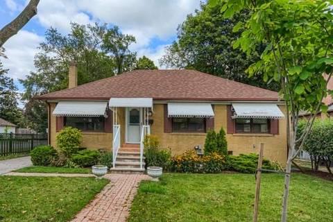 House for rent at 90 De Quincy Blvd Unit Main Toronto Ontario - MLS: C4583546