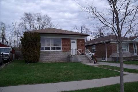 House for rent at 93 Gilroy Dr Unit Main Toronto Ontario - MLS: E4507174