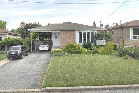 House for rent at 947 Oklahoma Dr Unit Main Pickering Ontario - MLS: E4697780