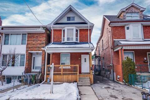 House for rent at 966 Dovercourt Rd Unit Main Toronto Ontario - MLS: W4776515