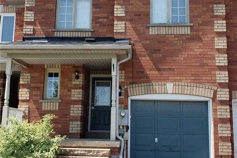 Townhouse for rent at 97 Brickyard Wy Unit Main Brampton Ontario - MLS: W4495188