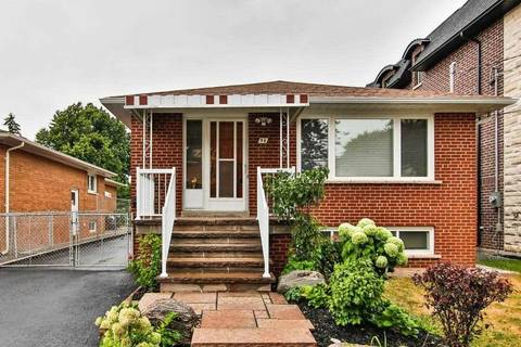 House for rent at 98 Newton Dr Unit Main Toronto Ontario - MLS: C4597375